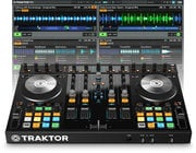 Native Instruments TRAKTOR-KONTR-RST-01 4+1 DJ Controller