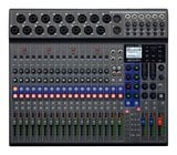 Zoom L-20 20 Channel Digital Mixer with 22 Track Recorder