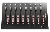 Waves PLATFORM-X  Platform X Control Surface with 8 Faders and 8 Encoder Knobs