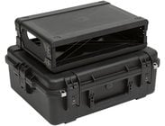 SKB 3i-2217-M82U iSeries Waterproof Case with Removeable 2RU Injection Molded Shock Rack