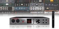 Antelope Audio DISCRETE-4+FX-VRG-K  Discrete 4 Mic Preamp with Premium FX Bundle and Microphone