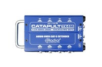 Radial Engineering CATAPULT-TX4M  4-Channel Transformer Isolation Mic-Level Transmitter/Splitter Module