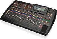 Behringer X32, Mixers