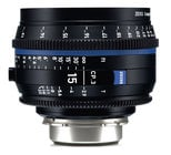 Zeiss CP3-15  CP.3 15mm T2.9 Compact Prime Lens in Feet Scale