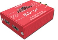 Decimator Design DEC-MD-LX-RST-01 HDMI/SDI Bi-Directional Converter for 3G/HD/SD