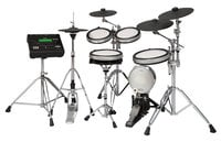 Yamaha DTX920HWK Electronic 9-Piece Drum Kit with Hardware Kit and Sequencer