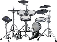 Yamaha DTX760HWK Electronic Drum Kit with Hardware