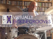 FXpansion BFD-ERSKINE-G  400 Groove Patterns by Peter Erskine [VIRTUAL]