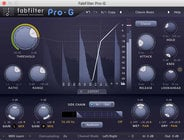Fabfilter FAB-PRO-G Indispensable Tool for Mixing & Live [VIRTUAL]