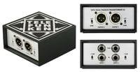 Telefunken TD-2-TELEFUNKEN Dual Passive DI Box