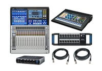 PreSonus STUDIOLIVE-16-AVB6-K  Digital Mixer Bundle