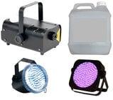 Full Compass FOG-UV-STROBE-K  UV Par, Strobe and Fogger Package
