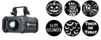 Full Compass GOBO-PROJ-HALLOW1-K Halloween Gobo Projector Package