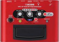 Boss VE-2-DISPLAY Vocal Harmonist
