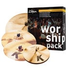 Zildjian KC0801W  K Custom Worship Music Pack