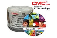JVC T-CDR-SPP-SB-WS1 Printable CDR 80min Silver 52x WaterShield
