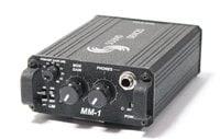 Sound Devices MM1-BSTOCK  Portable Microphone Preamp with Headphone Monitor