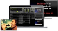 PCDJ LYRX Karaoke Software Exclusively For MAC [download]