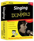 eMedia Singing For Dummies 2 Singing For Dummies Level 2 [download]