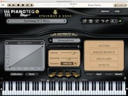 Pianoteq Pianoteq 6 Stage Piano instrument with basic editing [download]
