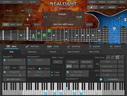 MusicLab Musiclab RealEight 8-string Elec Guitar Bass Instrument [download]