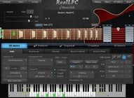 MusicLab Musiclab RealLPC Les Paul Guitar Accompaniment Plug-in [download]