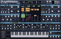 KV331 Audio KV SynthMaster One Easy to use Wavetable Synthesizer [download]