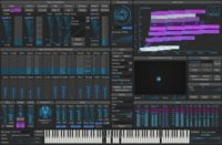 AccSone accSone Crusher-X 7 Granular synthesizer and effect plug-in [VIRTUAL]