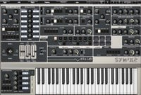 XILS-LAB XILS Syn'X Poly-timbral Analog DCO-based synth [download]