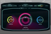 Zynaptiq Software UNMIX::DRUMS Boost or Attenuate Drums in Mixed Music [download]