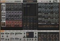 u-he Software u-He Zebra2 Additive, Freehand, Spline-based synth [download]