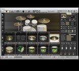 Platinum Samples Glamouflage QuickPack Drum sample library for BFD2 and BFD Eco [download]