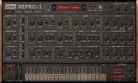 u-he Software u-He Repro Repro-1 Mono,1 Poly analog synth models [download]