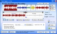 Acoustica Spin It Again Convert LPs Cassettes to CD / MP3 [download]