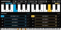 Mozaic Beats Mozaic Auto Theory 4 Chord Generator/Open Arp System [download]