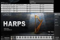 Garritan Garritan Harps Innovative Virtual Harps Collection [download]