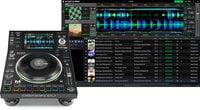 Denon SC5000M-PRIME Professional DJ Performance Player with Motorized Platter