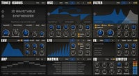Tone 2 Icarus Synthesizer with 3D Wavetable Synthesis VST [download]