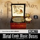 Tovusound Metal Comb Music Boxes Sound Sample Expansion Plug In [download]
