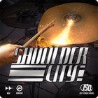 Joey Sturgis Drums Shoulder City Toms Drum Sample Library [download]