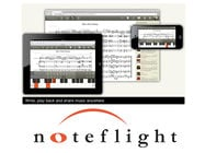 Noteflight 3-YEAR-SUBSCRIPTION 3-Year Subscription For Noteflight [download]