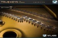 VI Labs True Keys American American Virtual Concert Grand Sample Library [download]