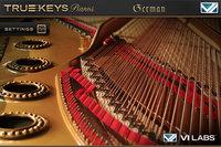 VI Labs True Keys German German Virtual Concert Grand Sample Library [download]