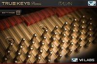VI Labs True Keys Italian Italian Virtual Concert Grand Sample Library [download]