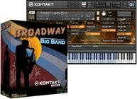 Fable Sounds BROADWAY-BIGBAND-2.0 Amazing Virtual Brass, Reeds & More! [download]