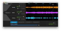 Audionamix XTRAX-STEMS  Single Source Multi-Track Separation Software [download]