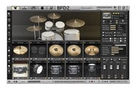 """Sonic Reality BLACK-OYSTER-KIT Black Oyster """"Fab Four"""" Drum Kit Sample Library [download]"""