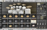 Sonic Reality BILL-COBHAM-K-4-BFD2 Billy Cobham Drum Sample Library [download]