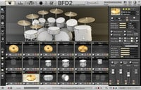 Sonic Reality WOODY-WOOD-K-BFD2 Woody Woodmansy Drum Sample Library [download]