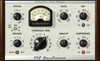 PSP PSP BussPressor The sound of classic VCA compression. [download]